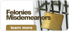 NYS Felonies & Misdemeanors